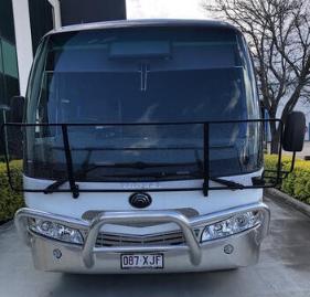 2017 Yutong Mini Coach