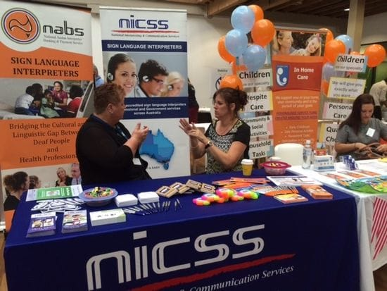NICSS at the Our Choice Expo 2016