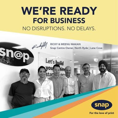 Snap Print & Design - North Ryde