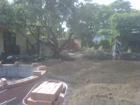 Denman Landscaping Stage 1