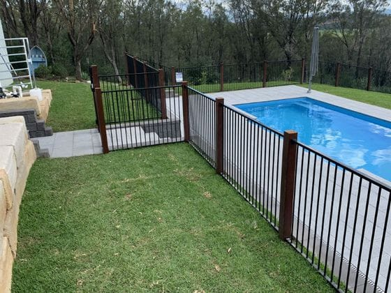 Singleton Pool Landscaping