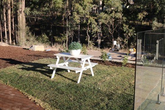 Woodland Ridge Estate Landscaping.