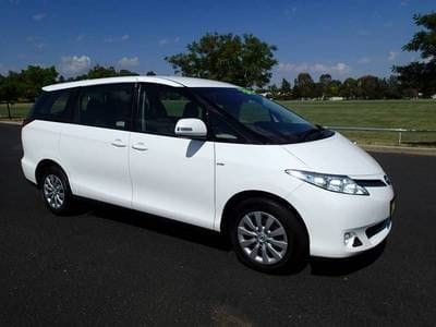 Hunter Valley 6 seat people mover hire
