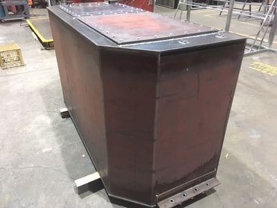 Some of our metal fabrication in Hunter Valley