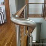 Internal Balustrades by Signature Stainless