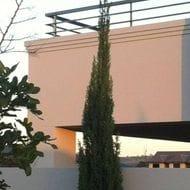 External - Plinth Wall Rails