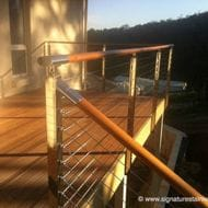 External - Wire Rope Balcony