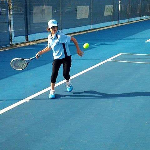 Junior Competition Tennis