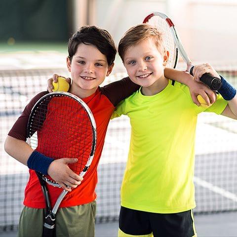 Junior Tennis Squad