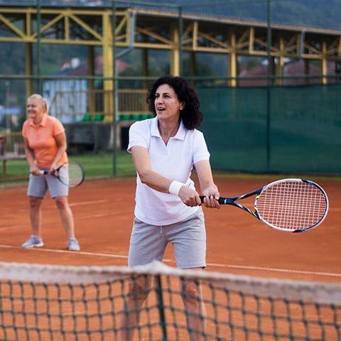 Mid Week Ladies Tennis