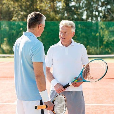 Mid Week Tennis