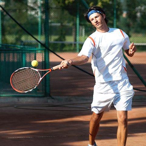 Senior Competition Tennis