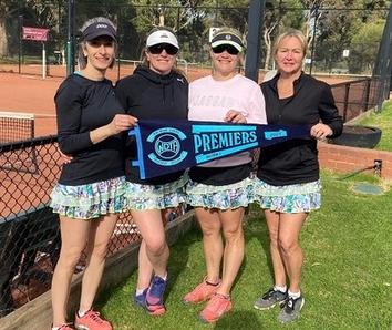 Ladies Competition Tennis