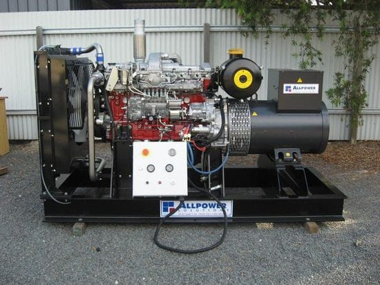 Hino Diesel Generator Sets