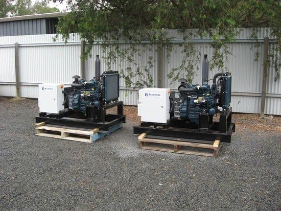 Bore Pump Generators