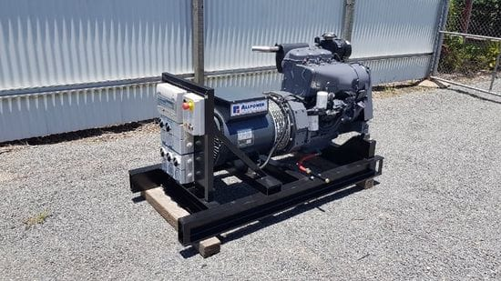 Deutz Diesel Air Cooled Generator