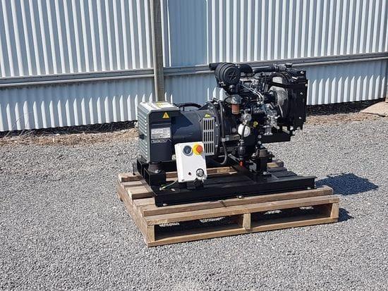 Diesel Generator for Solar Pump