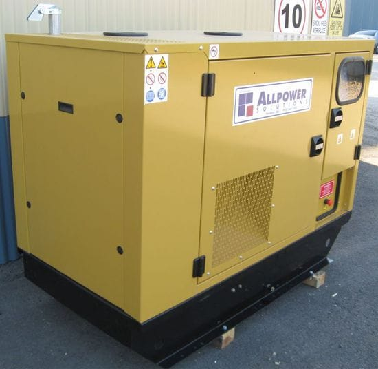Generator for Solar Backup