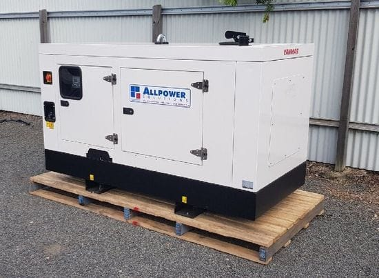 Diesel Generator For Off Grid Solar System