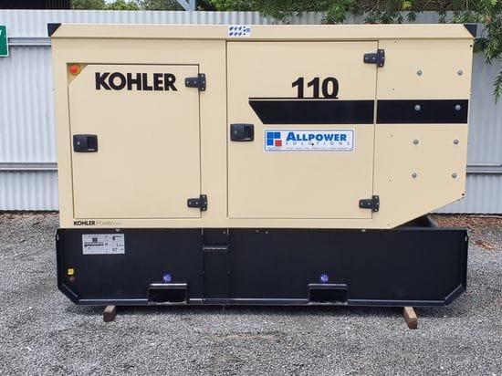 100kva Kohler KD110