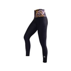 Women's Compression Tights - Amber (Peace-Full Collection)