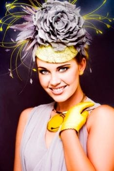 Brand Yourself at the Oaks Day [Spring Carnival Fashion]