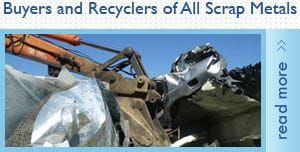 Buyers and Recyclers of All Scrap Metals