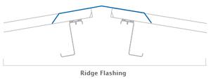 Ridge Flashings