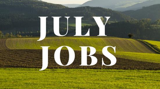 July Jobs