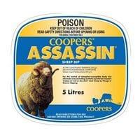 Coopers Assassin 5L