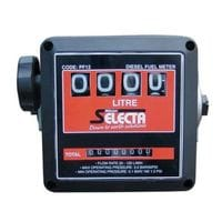 Silvan Selecta 4 Digit Mechanical Diesel Meter