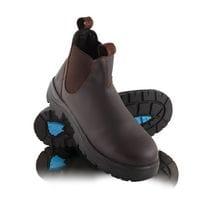 Steel Blue Boots Hobart