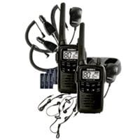 Ultra Compact 2 Watt UHF Handheld Radio - 80 Channels