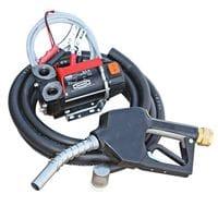 Silvan Piusi Diesel Pump Kit Auto Gun 45L/min