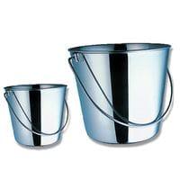 Bainbridge Stainless Steel Bucket - 10 Litre