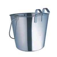Bainbridge Stainless Steel Bucket Flat Sided