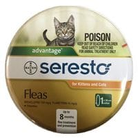 Bayer Advantage Flea Collar for Kittens & Cats