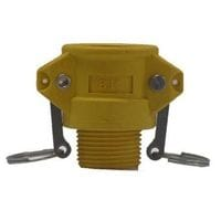 Raindrop Camlock Coupler Part B x 1'