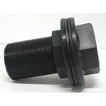 Poly Tank Outlet 1/2inch x 4inch