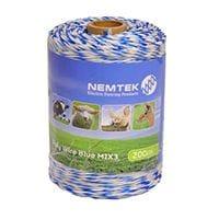 Nemtek Poly Wire - Blue Mix3 - 200m