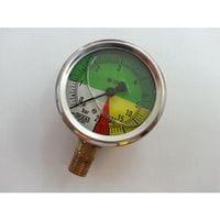 Silvan Selecta Gauge Pressure R/E 0/5/25 Bar