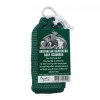 Australian Gardeners Soap Scrubber