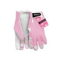 Sprout Goatskin Gloves Blush Pink