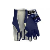 Sprout Goatskin Gloves Navy