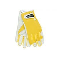 Sprout Goatskin Gloves Yellow