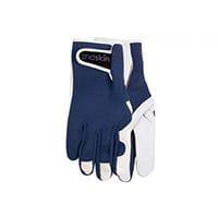 Sprout 2nd Skin Mens Gardening Gloves - Navy