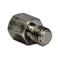 """Cocky Valve M10 - 5/16"""" BSW SS Adapter"""