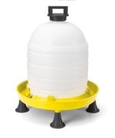 Bainbridge Supreme Poultry Drinker with Top Fill Lid and Handle 15L