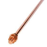 Nemtek Earth Spike - Copper - 1.2m (Inclnut/Washer)