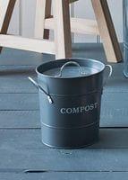 Compost Bucket Charcoal